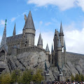 A magical day in Universal Studios Japan