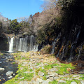 Day trip to Otodome and Shiraito falls and to Ice and Wind caves