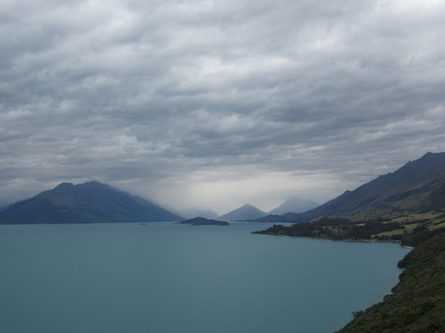 Hidden Island, cerca de Queenstown